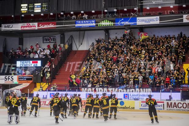 Ishockey, SHL, Brynäs - Malmö Redhawks